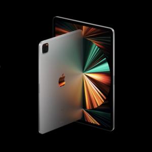 €879起 2款屏幕尺寸可选新品上市:Apple iPad Pro 2021 发布, M1超强芯, mini-LED屏, USB 4接口