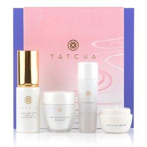 Tatcha$92 valueThe Starter Ritual | Nourishing Normal to Dry Skin