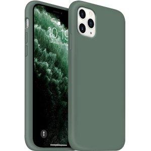 白菜价:OUXUL iPhone 11 Pro Max 液体硅胶手机壳