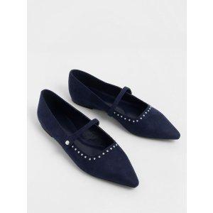 玛丽珍芭蕾鞋