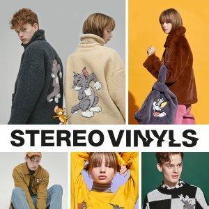 5折起 £42收毛绒包 毛衣£76Stereo Vinyls 猫和老鼠联名再降价 速收个性穿搭、包包