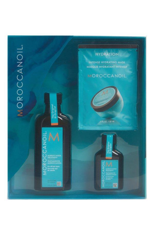 摩洛哥油护发套装
