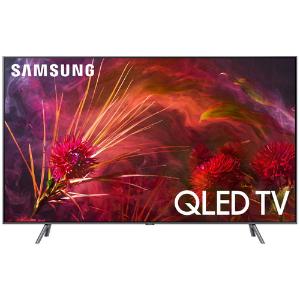 折上再返现 最高返$1498Samsung 2018最新款 4K QLED 智能电视