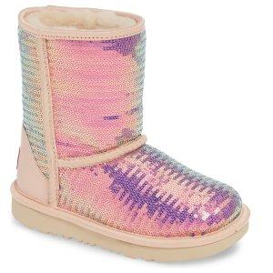 UGG®女童雪地靴