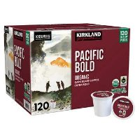 Kirkland K-cup 深度烘焙咖啡 120颗装