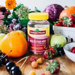 Buy 1 get 1 FreeNature Made Vitamins Limited Time Offer