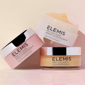 低至6.5折 €8起收封面卸妆膏Prime Day 狂欢价:Elemis 英国水疗护肤 收骨胶原海洋霜、卸妆膏 贝嫂同款