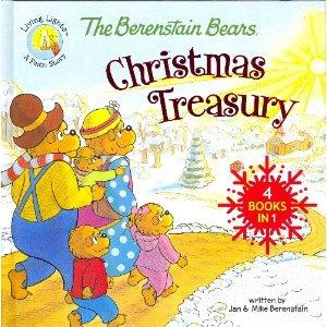 仅$1.7/本 内含4本关于圣诞故事的书圣诞系列合集
