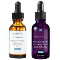 SkinCeuticals 精华套装 CF+紫米