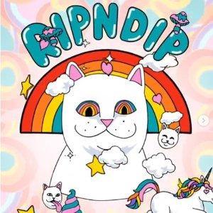 HBX官网 独家大促 Ripndip、Stussy、Chloe 怎么潮怎么穿