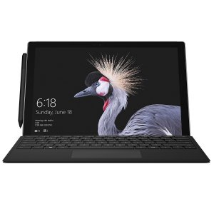 £619.99(原价£949.99)2017款 Surface Pro 平板电脑配键盘(M3,4GB,128GB)黑色款