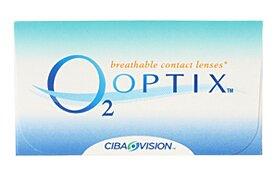 O2 Optix 双周抛6片装