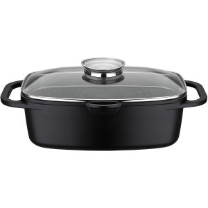 GSW 优质不粘铸铝锅超值好价 煎烤烹饪样样能