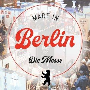 """团购价只要€5""""Made in Berlin"""" 展会开始售票了,涵盖柏林最具创造力的产业"""
