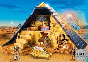 PLAYMOBIL® 法老的金字塔