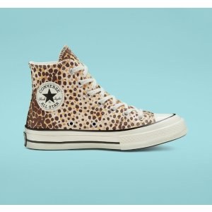 Converse​Animal Print Chuck 70 Unisex HighTopShoe..com
