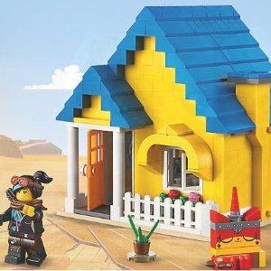 三重赠品LEGO乐高官网 大电影2系列套装热卖