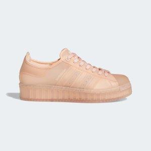 AdidasSuperstar 女款果冻鞋