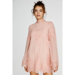 Free PeopleQueen 4 A Day Mini Dress