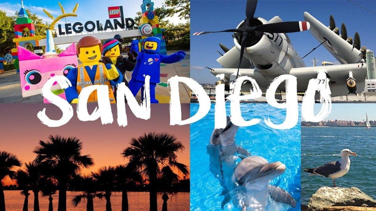 2020圣地亚哥攻略!20+ San Diego旅游必玩景点,超详细规划一次看个够!