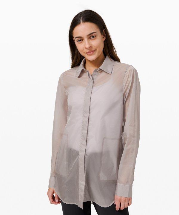 Hazy Sky Shirt衬衫