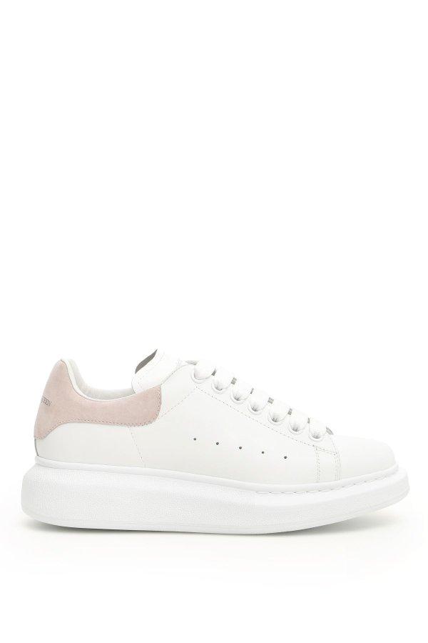 樱花粉尾小白鞋