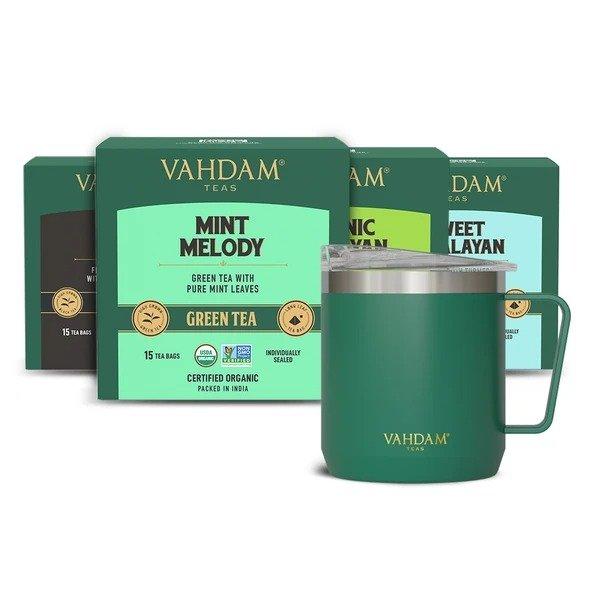 绿茶60日排毒套装