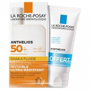 La Roche-Posay大哥大防晒送晒后修复