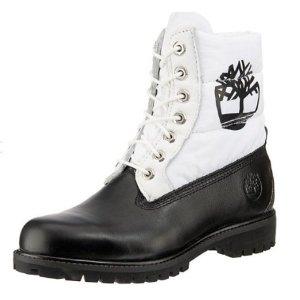 折上8折 直降128.25欧Timberland 男士冬季羽绒马丁靴 冬季温暖穿搭