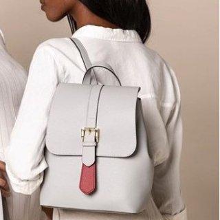 7折+额外7.5折+免邮Mia & Luca  Vegan Leather 系列美包折上折  环保又时尚