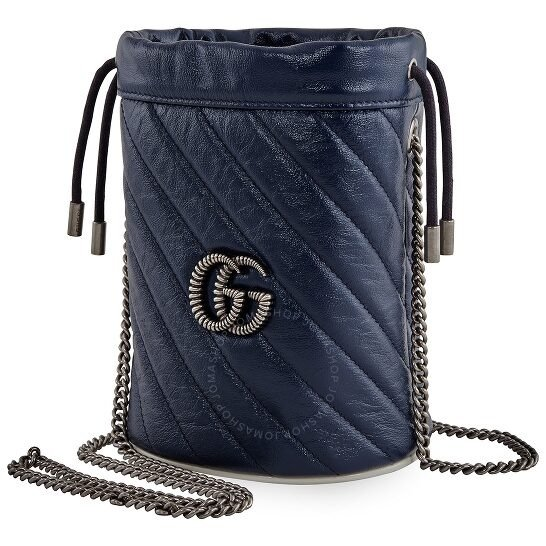 Mini GG Marmont 水桶包