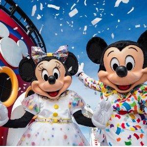 """低至$788  体验""""第七家""""迪士尼乐园性价比首选 3晚迪士尼加勒比航线惊喜价"""