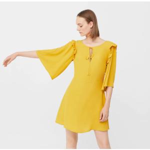 低至3折 $7.99就能收美衣Mango官网 精选男女服饰热卖 收轻熟美衣