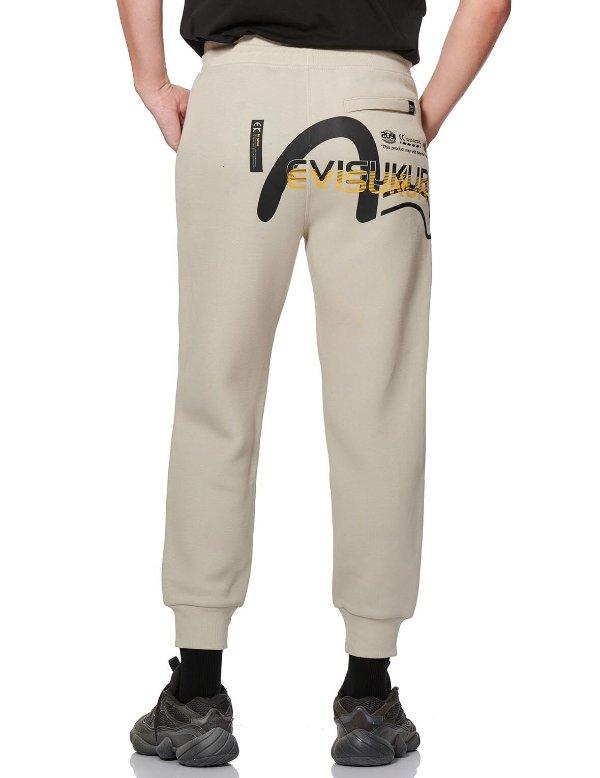海鸥标卫裤