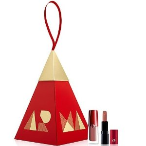 Free 27-pcs GWPWith $200 Giorgio Armani Limited Edition Lip Ornament Set @ Barneys New York