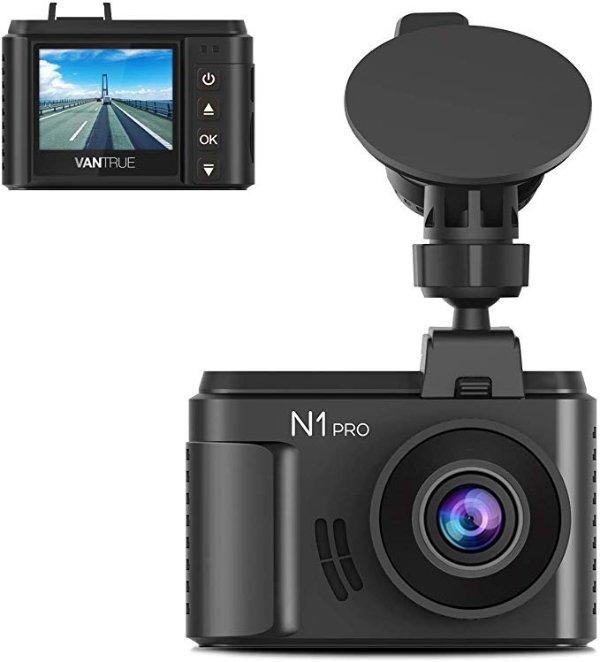 N1 Pro Mini 1.5吋屏幕 全高清行车记录仪