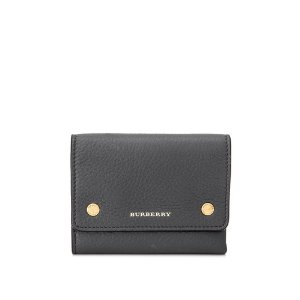 BurberryLudlow Marais Leather Short Wallet