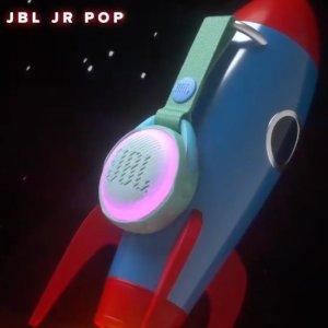 JBLmini便携JR POP 蓝牙便携小音箱