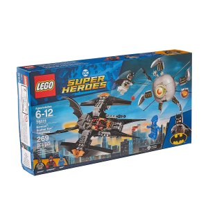 LEGO DC Super Heroes Batman: Brother Eye Takedown 76111 Building Kit (269 Piece)