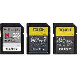 符合条件即可免费更换索尼部分系列SD储存卡更换计划