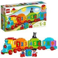Lego DUPLO 得宝10847 我的第一列小火车