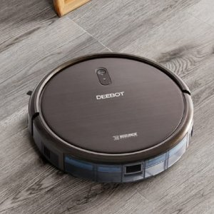 $149.99ECOVACS DEEBOT N79S Robot Vacuum Cleaner with Max Power Suction
