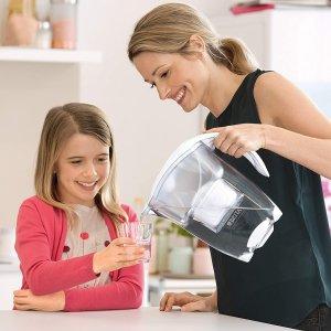 $49起Brita 滤水壶、滤芯闪购 喝健康好水