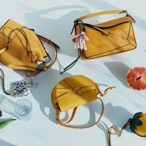 低至6折+最高额外5折 包关税最后一天:Loewe 服饰包包热卖 €850.5(原价€2025)收野餐必备编织菜篮包