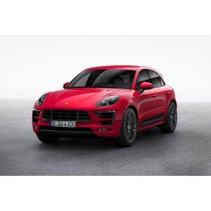 保值率 TOP102019 Porsche Macan