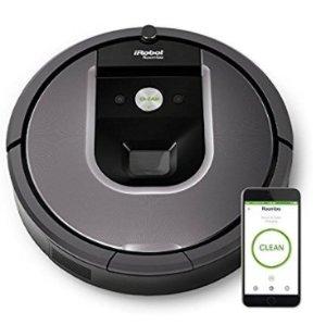 $599.98 (原价$899.99)iRobot Roomba 960 次旗舰智能扫地机器人