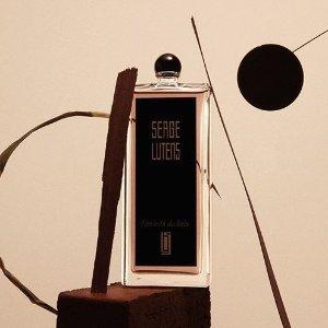 低至5折 £55起 新香水加入上新:Serge Lutens 沙龙级香水 超值价收迷人男女香