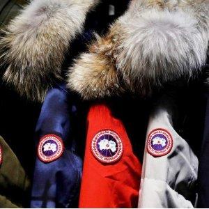 新款上市 超多黑标款热抢Canada Goose  国宝级羽绒服热卖 又下大雪了吧