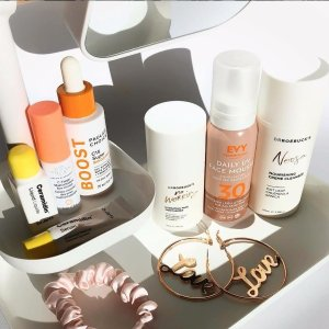 20% off + Extra 20% off+Choose your Free Trio With $75 Purchase @ Paula's Choice