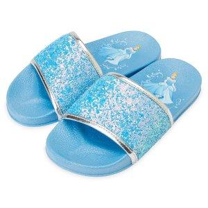 DisneyCinderella 女童拖鞋